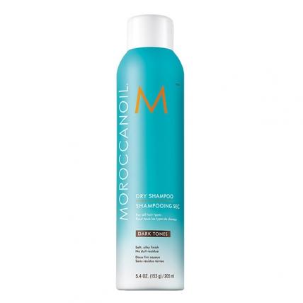 Moroccanoil Dry Shampoo Dark Tones - Сухой шампунь для темных волос, 205мл