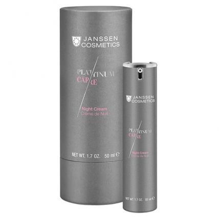 Janssen Cosmetics Night Cream - Реструктурирующий ночной крем, 50мл