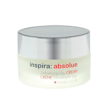 Janssen Cosmetics Detoxifying Day Cream Regular - Крем дневной детоксицирующий увлажняющий, 50мл