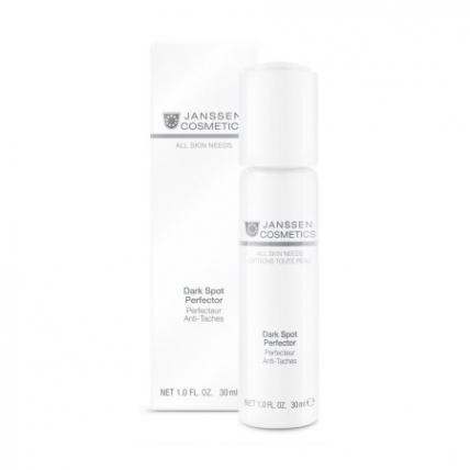 Janssen Cosmetics All Skin Needs Dark Spot Perfector - Сыворотка для интенсивного осветления пигментных пятен, 30мл