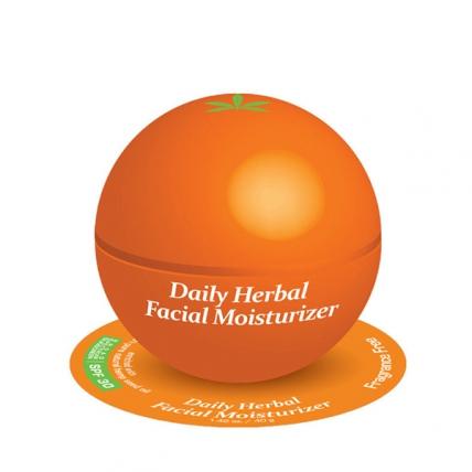 Hempz Yuzu&Starfruit Daily Herbal Facial Moisturizer SPF 30 - Крем для лица солнцезащитный увлажняющий, 40гр