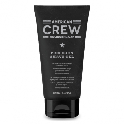 American Crew Shaving Skincare Precision Shave Gel - Гель для бритья, 150мл