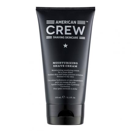 American Crew Shaving Skincare Moisturizing Shave Cream - Увлажняющий крем для бритья, 150мл