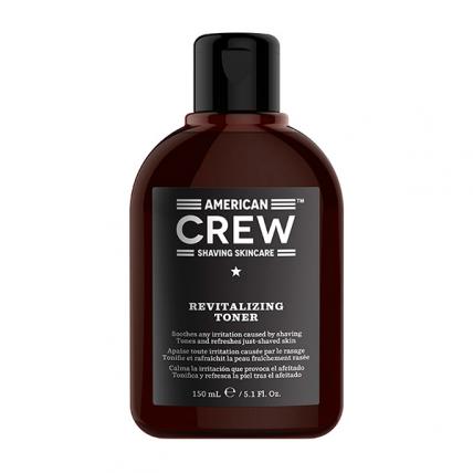 American Crew Shaving Skincare Revitalizing Toner - Восстанавливающий лосьон после бритья, 150мл