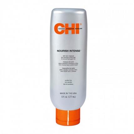 CHI Nourish Intense Mask - Маска для сухих и поврежденных волос (нормальные и тонкие), 177мл