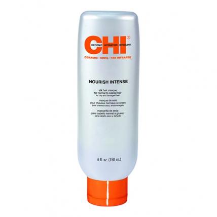 CHI Nourish Intense Mask - Маска для сухих и поврежденных волос (толстые и жесткие), 150мл