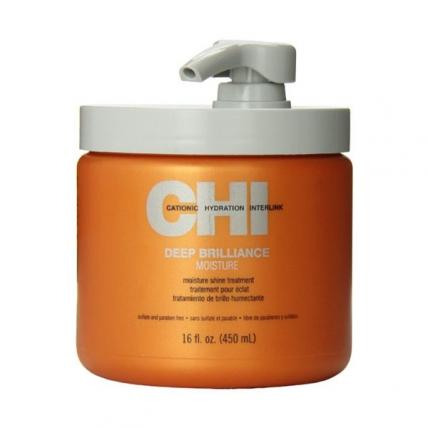 "CHI Deep Brilliance Moisture Conditioner - Кондиционер для волос ""Глубокий блеск"", 450мл"