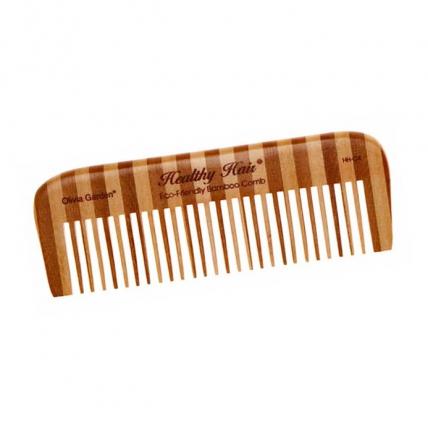 Olivia Garden - Гребень для волос бамбуковый С4