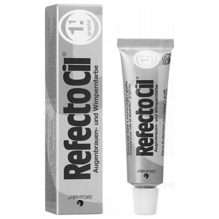 RefectoCil №1.1 - Краска для бровей и ресниц (графит), 15мл