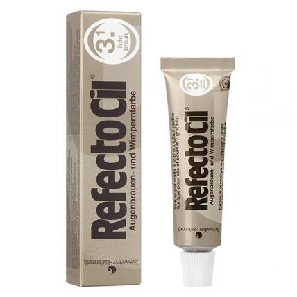 RefectoCil №3.1 - Краска для бровей и ресниц (светло-коричневый), 15мл