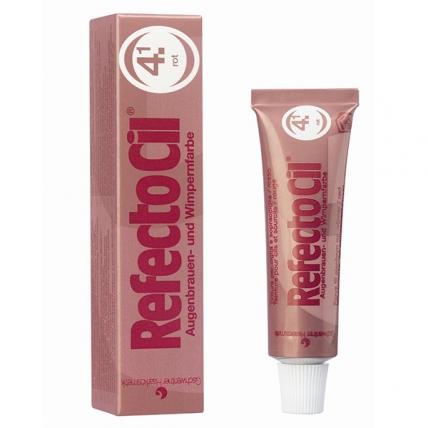 RefectoCil №4.1 - Краска для бровей и ресниц (красный), 15мл