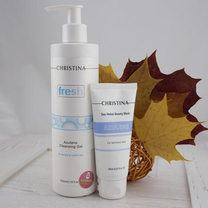 Набор Christina Азулен для чувствительной кожи