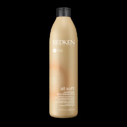 Redken All Soft - Кондиционер для смягчения волос, 500мл