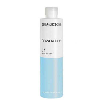 Selective Professional PowerPlex №1 Bond Creator - Средство для восстановления волос при окрашивании, 500мл