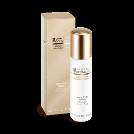 Janssen Cosmetics Mature Skin Instant Lift Serum - Anti-age лифтинг-сыворотка мгновенного действия, 30мл