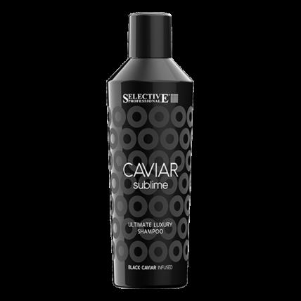 Selective Professional Caviar Sublime Ultimate Luxury Shampoo - Шампунь для оживления ослабленных волос, 250мл