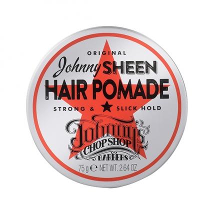 Johnny's Chop Shop Sheen Hair Pomade - Помадка с сильной фиксацией, 75гр