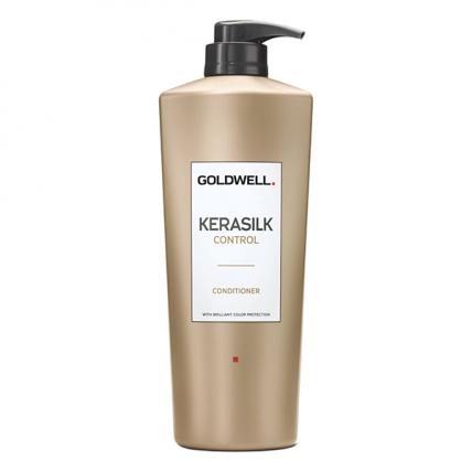 Goldwell Kerasilk Premium Control Conditioner - Кондиционер для непослушных волос, 1000мл