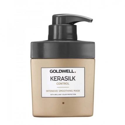 Goldwell Kerasilk Premium Control Intensive Smoothing Mask - Маска интенсивно разглаживающая, 500мл