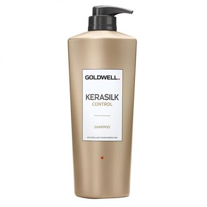 Goldwell Kerasilk Premium Control Shampoo - Шампунь для непослушных волос, 1000мл