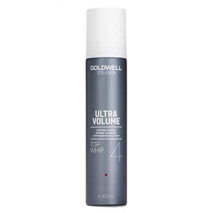 Goldwell Stylesign Ultra Volume Top Whip - Мусс для придания формы, 300мл