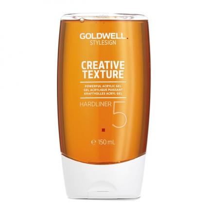 Goldwell Stylesign Creative Texture STS Hardliner - Гель акриловый, 150мл