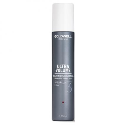 Goldwell Stylesign Ultra Volume Naturally Full - Спрей для естественного объема, 200мл