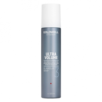 Goldwell Stylesign Ultra Volume Glamour Whip - Мусс для объема, 300мл