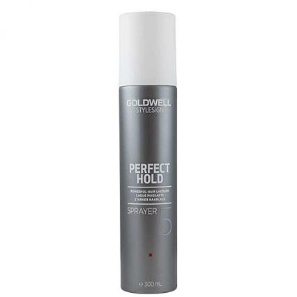 Goldwell Stylesign Perfect Hold STS Sprayer - Лак экстремальной фиксации, 300мл