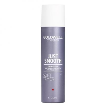 Goldwell Stylesign Just Smooth STS Soft Tamer - Лосьон усмиряющий для гладкости, 75мл