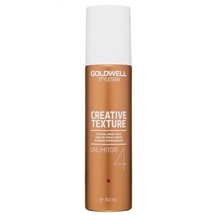 Goldwell Stylesign Creative Texture STS Unlimitor - Спрей-воск, 150мл