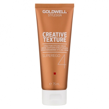 Goldwell Stylesign Creative Texture STS Superego - Крем моделирующий, 75мл