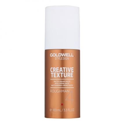 Goldwell Stylesign Creative Texture STS Roughman - Крем-паста матовая, 100мл