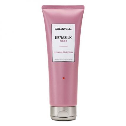 Goldwell Kerasilk Premium Color Cleansing Conditioner – Кондиционер очищающий для окрашенных волос, 250мл