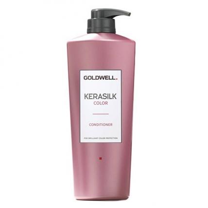 Goldwell Kerasilk Premium Color Conditioner – Кондиционер для окрашенных волос, 1000мл