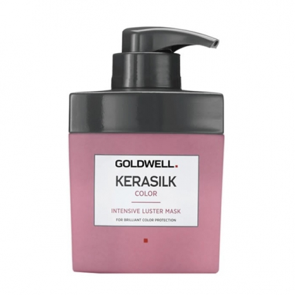 Goldwell Kerasilk Premium Color Intensive Luster Mask – Интенсивная маска для блеска окрашенных волос, 500мл