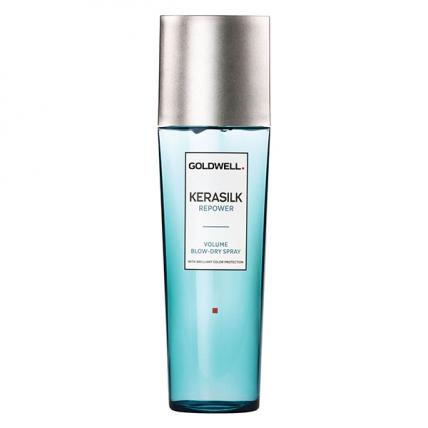 Goldwell Kerasilk Premium Repower Volume Blow Dry Spray – Термозащитный спрей для объема, 125мл