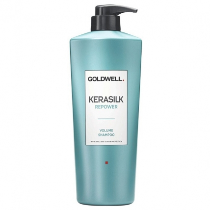 Goldwell Kerasilk Premium Repower Volume Shampoo – Шампунь для объема, 1000мл