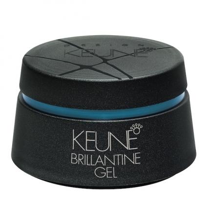 Keune Brilliantine Gel - Гель-бриллиантин, 100мл