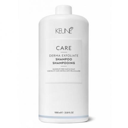 Keune Care Derma Exfoliating - Шампунь отшелушивающий, 1000мл