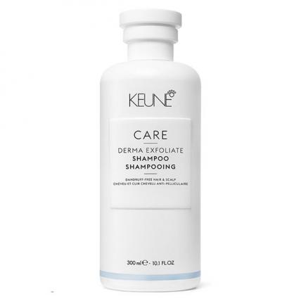 Keune Care Derma Exfoliating - Шампунь отшелушивающий, 300мл