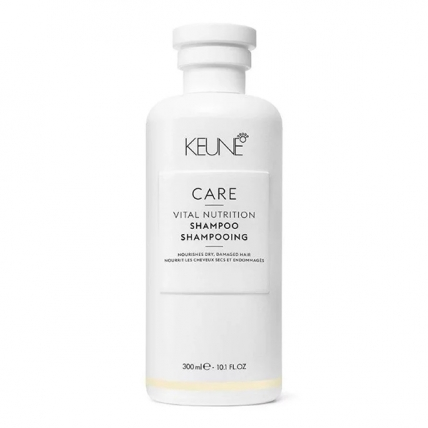 Keune Care Vital Nutrition - Шампунь Основное питание, 300мл