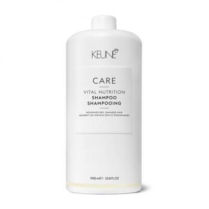 Keune Care Vital Nutrition - Шампунь Основное питание, 1000мл