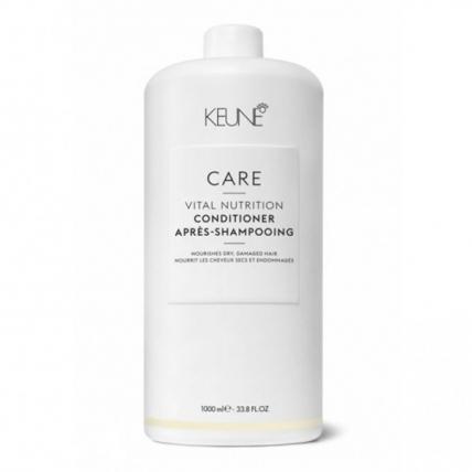 Keune Care Vital Nutrition - Кондиционер Основное питание, 1000мл