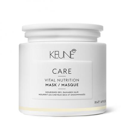 Keune Care Vital Nutrition - Маска Основное питание, 500мл