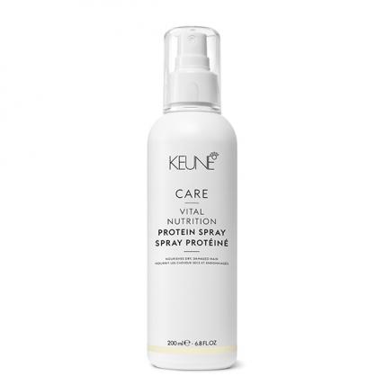 Keune Care Vital Nutrition Protein Spray - Протеиновый кондиционер-спрей Основное питание, 200мл