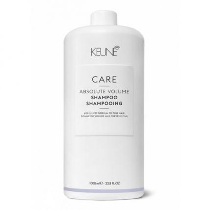 Keune Care Absolute Volume - Шампунь Абсолютный объем, 1000мл