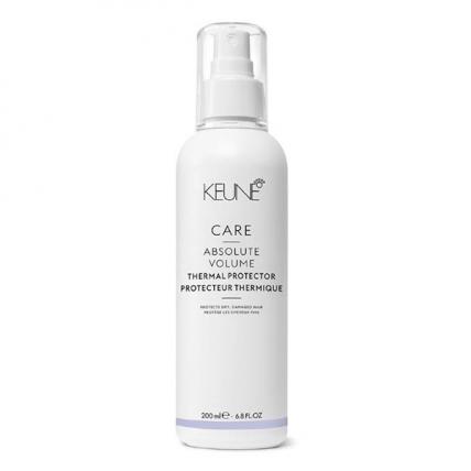 Keune Care Absolute Volume Therma Prot - Термо-защита для волос Абсолютный объем, 200мл