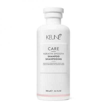Keune Care Keratin Smooth - Шампунь Кератиновый комплекс для гладкости волос, 300мл