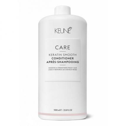 Keune Care Keratin Smooth - Кондиционер Кератиновый комплекс для гладкости волос, 1000мл